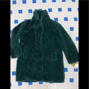 Steve Madden women's faux fur jacket fashion